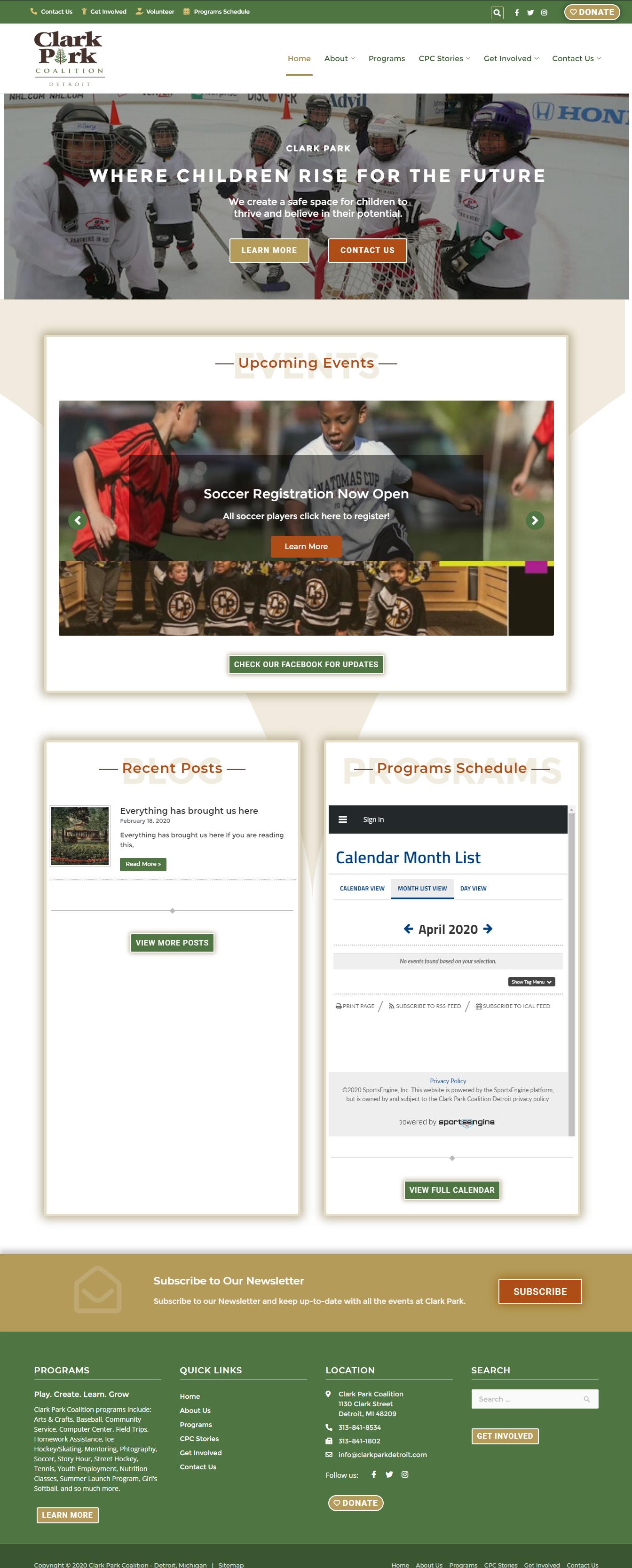 Michigan Website Design