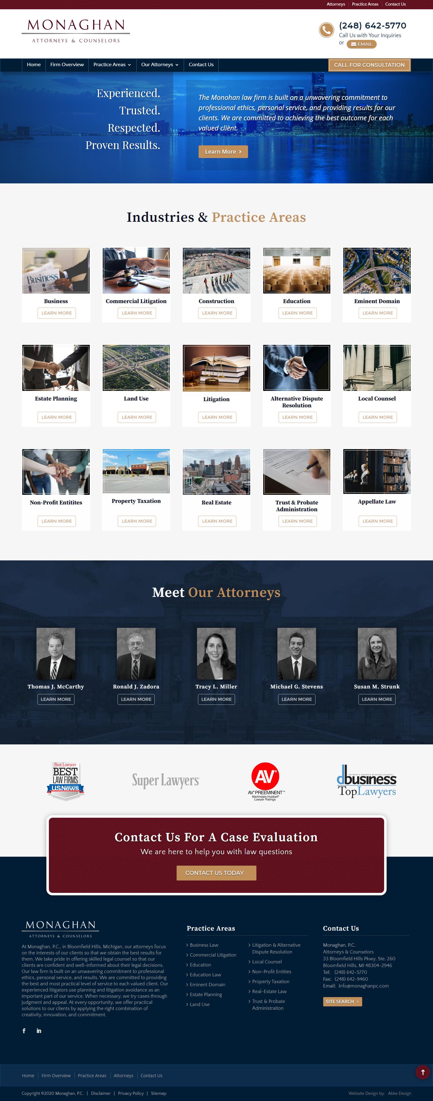 Michigan Web Design Company